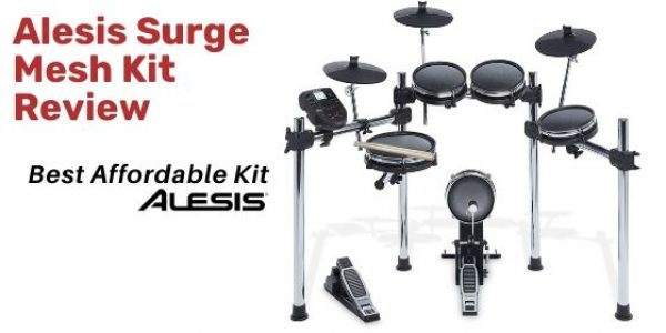 Alesis Surge Mesh Kit Review – Best Affordable Kit