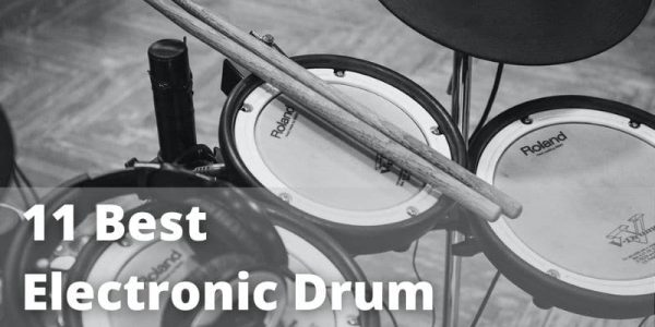 11 Best Electronic Drum Sets in 2021 (With BUYER'S GUIDE)