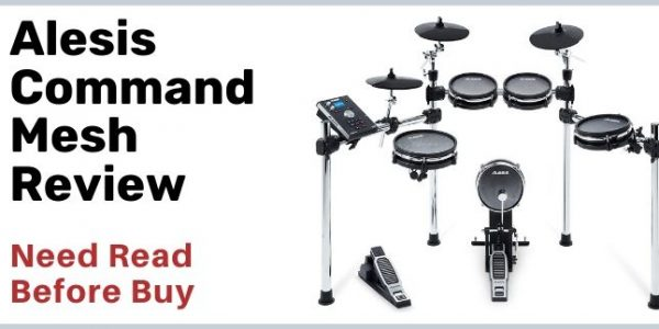 Alesis Command Mesh Review – Read Before Buy