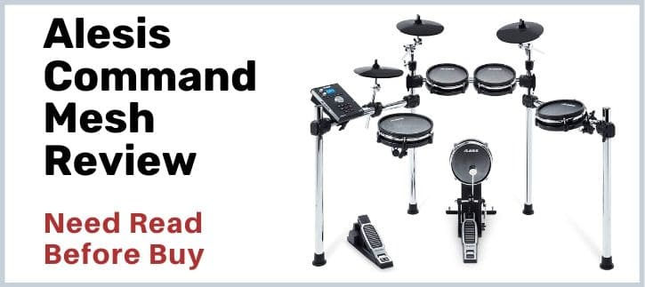 The complete guide to Alesis Command Mesh Review