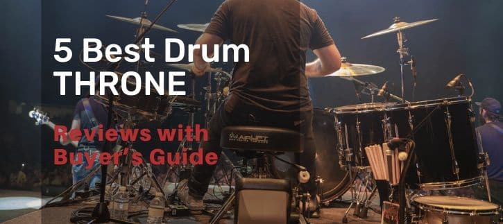 Best Drum Throne for live