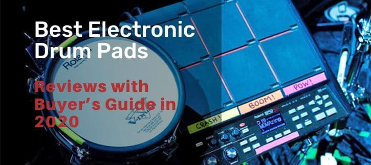 Best Electronic Drum Pads