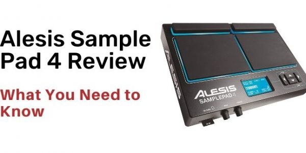 Alesis Sample Pad 4 Review – Best Compact Sounds