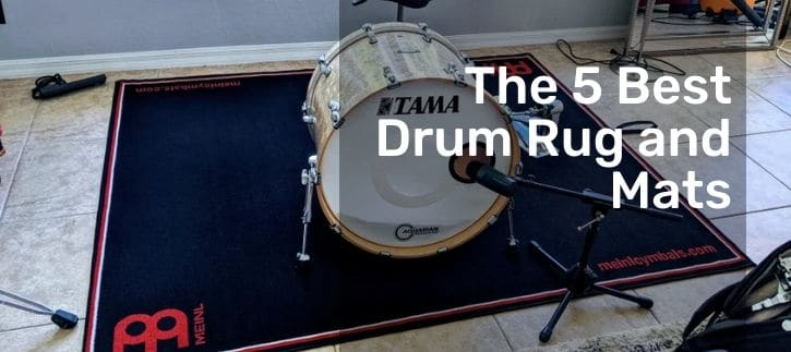 Top 5 Best Drum Rug andMats with the buying guide and faq