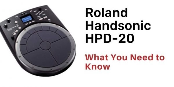 Roland Handsonic HPD-20 Review – Buy or Not?