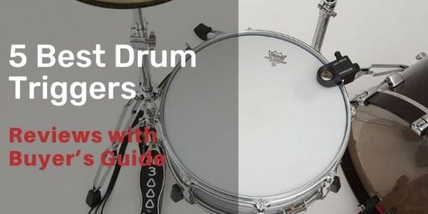 5 Best Drum Triggers for 2020 With a Buying Guide