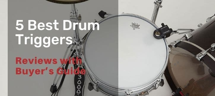 Best Drum Triggers with the buying guide and review the 5 best tiggers