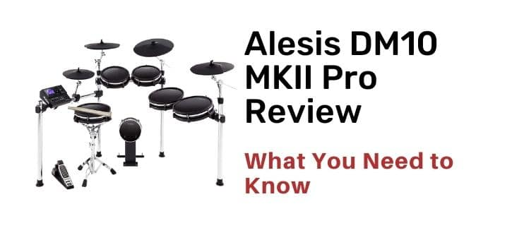 Alesis DM10 MKII Pro Review the buying guide about this drum set