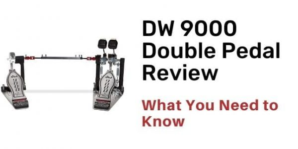 DW 9000 Double Pedal Review – Power Bass Pedal