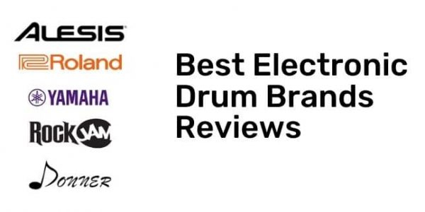 5 Best Electronic Drum Brands Reviews