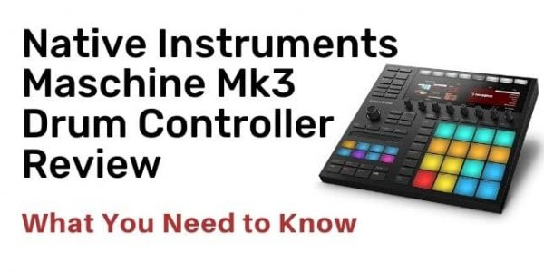 Native Instruments Maschine Mk3 Drum Controller Review