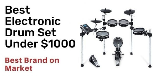 5 Best Electronic Drums under 1000 for 2021 with Buying Guide