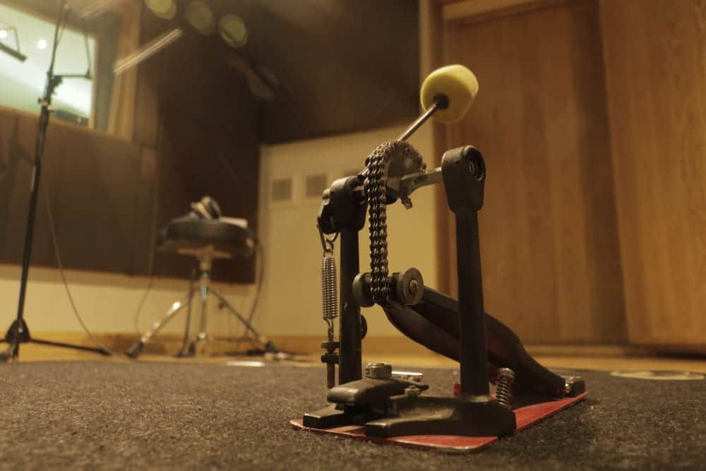 Kick pedal one way to upgrade your kit